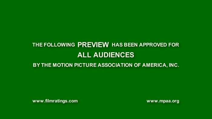 Approved for all audiences